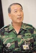 김판규 육군 참모총장