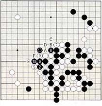 '흑2'로 부활한 진신두의 묘수