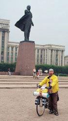 제정 러시아의 꽃 안녕! 상트페테르부르크