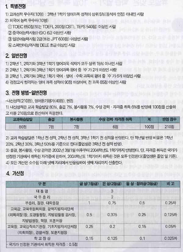2005년 개교하는 공립 외고 … 전 학년 120명 '소수정예'