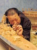 세계 유일의 함선 공예가 정재춘