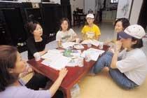 한국 속 이국적 삶 '대덕 아줌마들 24시'