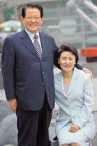 북한 동포 돕기 '한마음 부부'