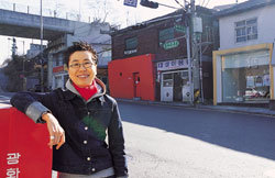 '삼각산 문화 밸리' 조용히 뜬다