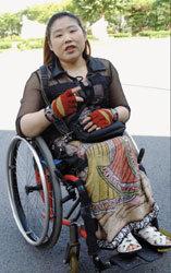 """""""장애인도 인간이고 여자랍니다"""""""