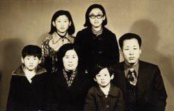 나 어릴 적 가족사진