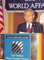 이회창 총재 여권은 '장롱 여권'