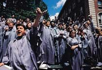 美 대학가 덮친 한여름 '취업한파'