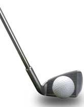 첨단소재 무장 '날개 달린 골프용품'