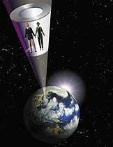 지구와 우주 사이 엘리베이터 놓는다