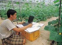 산골오지 황둔마을은 '인터넷 별천지'
