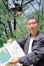 대지산 살린 '숲지킴이 이장님'