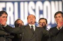 伊 베를루스코니의 승리 … 속쓰린 EU
