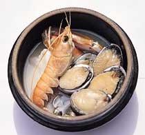 토종된장과 궁합 만점의 맛