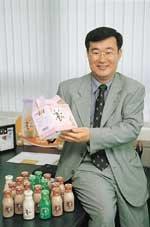 기능성 음료 출시 '바이오 산업' 전도사