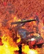 테러… 보복 … 피를 부르는 도심의 戰場