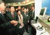 동북아 'CDMA 벨트' 뜬다