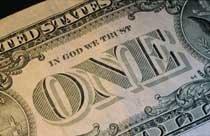 1달러짜리 지폐 '세균 천국' 外
