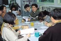 지식 탐구 열정에 문학 장벽 와르르