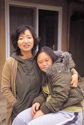 '한 어머니' 가정에서 사랑의 '동거가정'으로