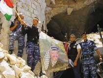 휴전… 유혈충돌… 모래성 '중동평화'