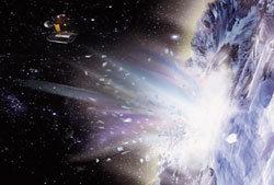 딥임팩트호 혜성과 충돌 우주비밀 풀어낼 수 있나