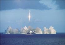바다에서 위성 발사한다고?