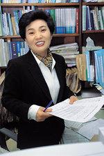 의원 모시기 13년째 … 여성 보좌진의 '대모'