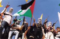 강경파 샤론, 팔레스타인 목 조른다