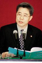 상한가 함승희 / 하한가 김윤환