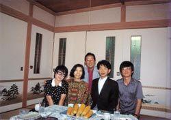일본의 양심 미우라 여사에 대한 추억