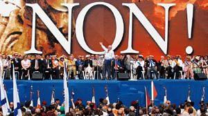 프랑스, 유럽 헌법에 딴죽 걸기?