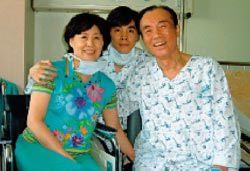 양택조 간 이식 받고, 홍성민 장애인으로 '새 삶'
