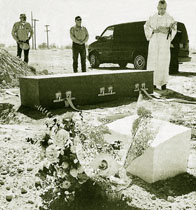獨-美, 사형수 문제로 법정서 붙었다