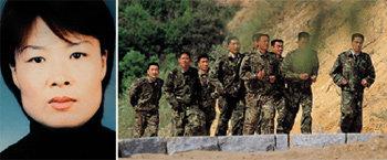 중국 국경수비대 '탈북자 장사'