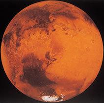 35억년 전 火星은 '호수의 별'