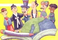 세계문인들의 '경계를 넘어 글쓰기'