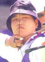 시드니 올림픽 여자 양궁 개인 銅-단체 金 김수녕