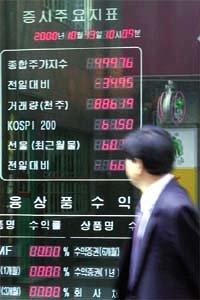 외국인 투자가들 굿바이 코리아?