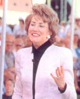 미국서 가장 존경받는 여성정치인 '엘리자베스 돌'