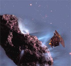혜성과 충돌 딥 임팩트 우주 쇼!
