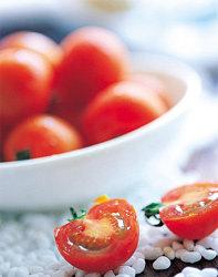살 줄이고, 피는 깨끗이 … 토마토 '짱'이오!