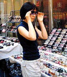 '선글라스'가 패션이라고?