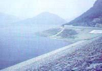 국내 최대 식수댐 '운문댐'이 새고 있다