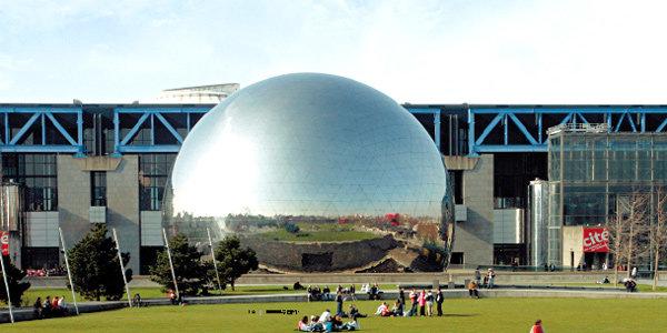 '철학'이 숨쉬는 라 빌레트 공원