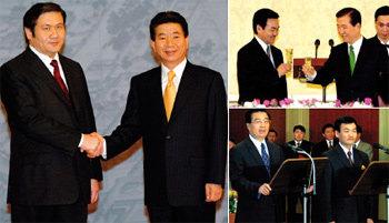 동북아 균형자를 향한 '몽골'의 대질주