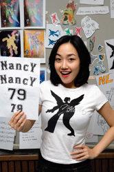 낸시 랭, 신드롬 혹은 감각의  女戰士