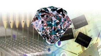 놀랍다! 다이아몬드 숨겨진 재능