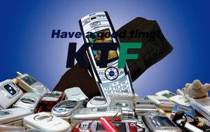 KTF 불법 '가개통폰' 남발했다