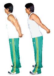 운동 전 스트레칭은 근육 보호제